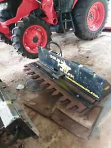 Tree Shear Tree Trimmer Brushshark Skid Steer Attachment 6 Automatic Cycle