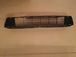 Fits 2012 2014 Toyota Prius C Front Bumper Lower Bottom Grille New
