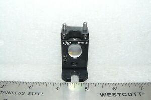 Newport Hvm 5 Vertical Drive Kinematic Optical Mount With Dielectric Mirror