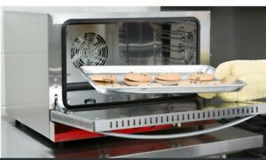 Half Size Countertop Convection Oven 1 5 Cu Ft 120v 1600w Free Shipping