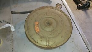 1965 Ford Thunderbird 390 Engine 4 Barrow Air Cleaner