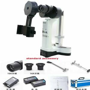 Portable Slit Lamp Lyl s Total 10x And 16x Magnification phone Holder