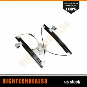 Power Window Regulator Passenger Side Front With Motor For 2011 2012 Chevy Cruze