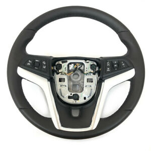 Steering Wheel 2013 2015 Chevrolet Volt W Collision Alert 22909525 New Oem
