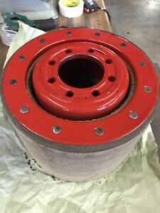 Farmall Ih Paper Belt Pulley For Super M 8 Holes H 300 Others l ks Great