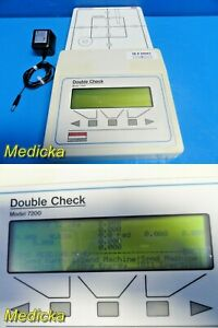 Fluke Biomedical Victoreen 7200 Double Check Device W Adapter 20061