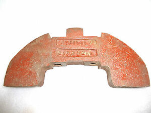New Massey Ferguson135 Crankshaft Weight Part 0995415 code 840