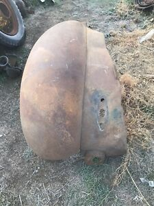 35 Plymouth Fender Right Front Fender Pj 1935 Greyhound Ship Or Your Shipper