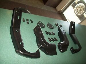 1988 99 Chevy Gmc Pickup Truck Front Bumper Brackets Used Refurbished