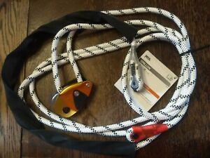 Petzl Grillon 5 Meter Adjustable Lanyard For Work Positioning 5m L052aa03 New