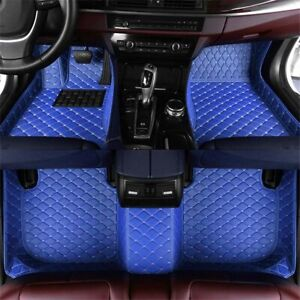 Fit For Acura Mdx Zdx Rl Tlx 2006 2021 Waterproof Non Slip Car Floor Mats