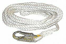 Honeywell Miller Positioning Lanyard 50 Ft Length 310 Lb Weight Capacity