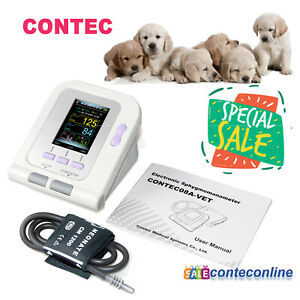 Veterinary Vet Digital Arm Blood Pressure Monitor Heart Beat Monitor Pc Software