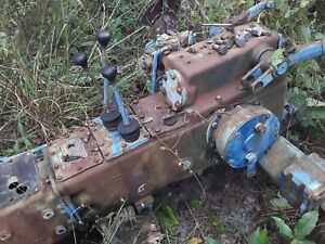 Ford New Holland 1700 1000 1310 1320 1500 1510 1600 1620 1710 1715 Transmission