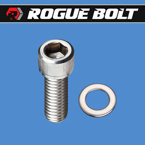 Sbc Bbc Distributor Hold Down Bolt Stainless Kit Small Big Block Chevy Gm Clamp