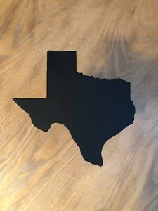Steel Black Powder Coated Texas Trailer Hitch Cover