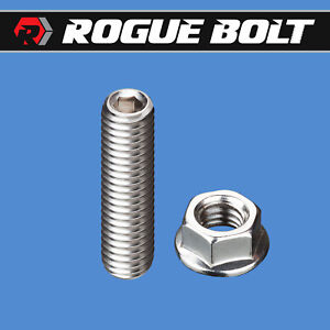 Sbc Bbc Distributor Hold Down Stud Kit Bolt Stainless Small Big Block Chevy Gm