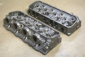 Chevelle Ss 454 396 Ls6 Rectangle Port Cylinder Heads 291 Dated K1775 L78