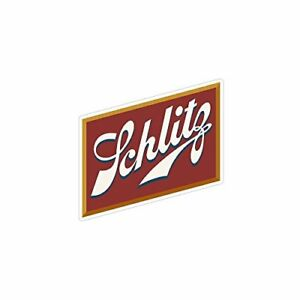Schlitz Sticker For Skateboard Luggage Laptop Tumblers
