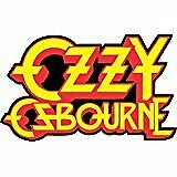 Ozzy Osbourne Vinyl Sticker For Skateboard Luggage Laptop Tumblers