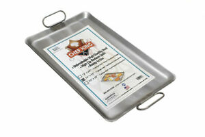 New Rocky Mountain Cookware Chef King 7 Gauge Steel Griddle