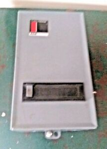 Cutle Hammer C799agy4c Enclosure Box Nema type 1 free Shipping