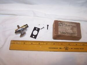 Vintage Sargent Company Dead Bolt Latch Lock Hardware Parts