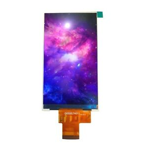 5 Inch Lcd Panel 480 854 Ips Tft Lcd Module With Rgb Interface Screen Displays