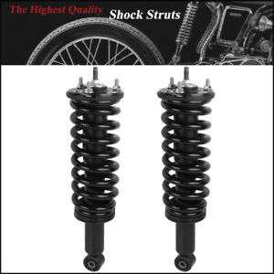 Set Of 2 Front Quick Complete Struts Shock Absorber For 2000 2006 Toyota Tundra