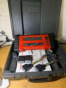 Snap On Mt2500 Diagnostics Scanner Kit Manuals Accessories Case Parts Only