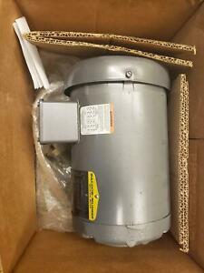 Baldor Electric Motor 1 5 Hp 1725 1425rpm