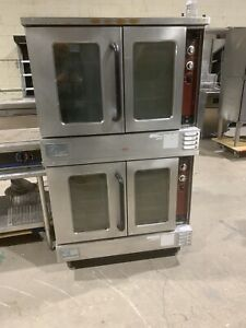 Southbend Double Stack Convection Ovens natural Gas