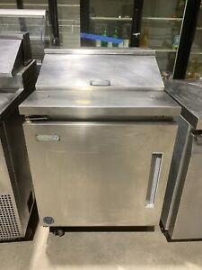 27 1 One Door Refrigerated Sandwich Prep Table