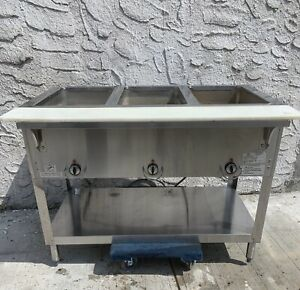 Duke 4 Ft 3 Well Electric Steam Table
