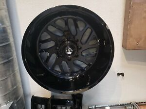 Forged Fuel Rims