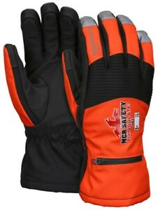 Mcr Safety 982 Moderate Climate A6 Cut Resistant Gloves 100g Thinsulate m 2xl