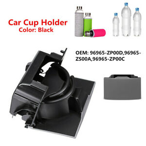 Car Rear Console Storage Cup Holder Fit For Nissan Pathfinder Xterra Frontier