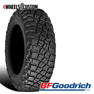 1 X New Bf Goodrich Mud Terrain T A Km3 Lt285 65r18 10 125 122q Tires