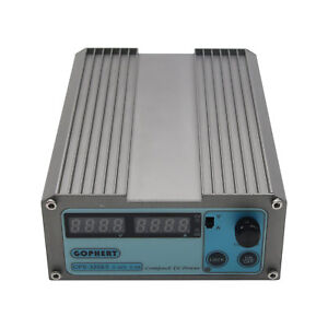 Dc Power Supply Adjustable Variable Digital Precision Lab Grade With Cable Cps