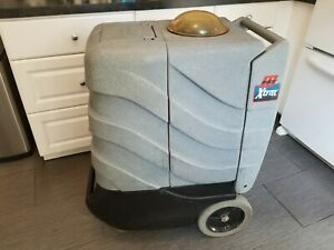 Commercial Malco Xtractor Carpet Floor Water Cleaner Extractor Machine As Is