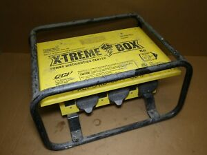 X treme Box Temporary Power Distribution Spider Box
