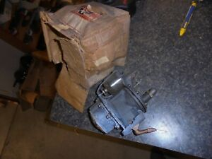 Nos 1937 1938 Chrysler Plympouth Dodge Ac Fuel Pump Nos