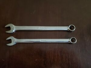 Snap On 11 12mm Combination Wrenchs Lot Of 2