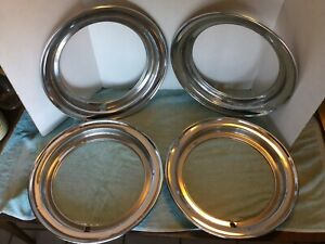 1950s Vintage Beauty Rings For Ford Chevy Dodge Pontiac