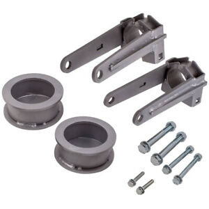 3 5 Inch Front 3 Rear Leveling Lift Kit For Jeep Cherokee Wk Limited 2006 10