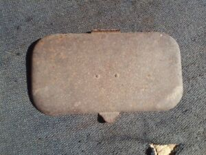 26 27 Model T Coupe Sedan Roadster Gas Lid Hot Rat Rod Ford