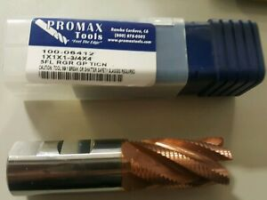 Promax 1 Carbide Roughing End Mill