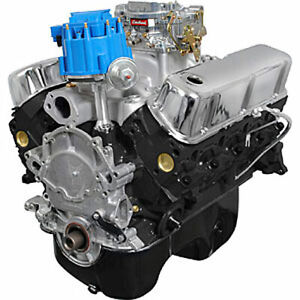 Blueprint Engines Bp3472ctcs Small Block Ford 347ci Stroker Dress Engine