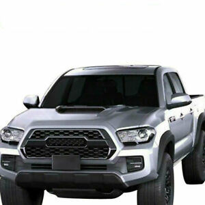 Fit For 2016 2019 Front Bumper Grill Tacoma Trd Pro Grille W Letters