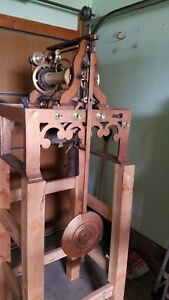 Antique French Tower Clock